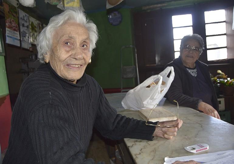 Ilda Ferreira e Maria Cardoso