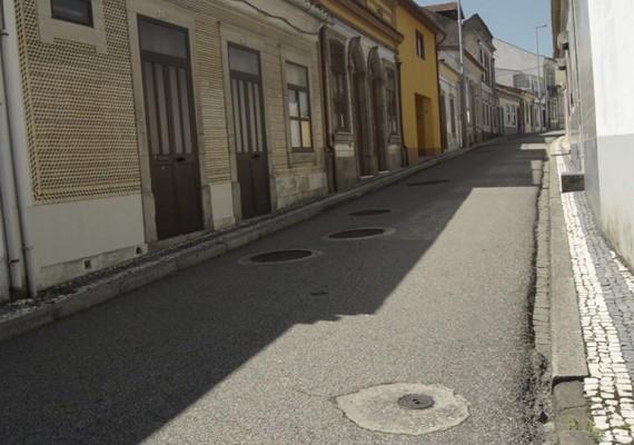 Rua Alexandre Herculano, zona antiga