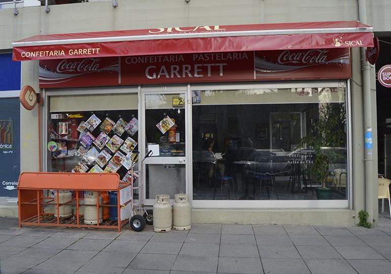 Confeitaria e Pastelaria Garrett: Há 30 anos em Ovar