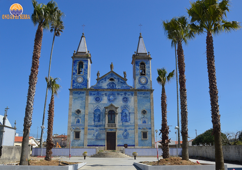 Igreja Matriz de Santa Marinha de Cortegaça